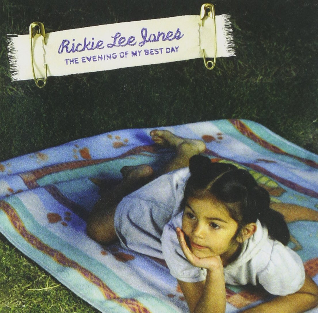 Rickie Lee Jones – The Evening Of My Best Day (2003) [FLAC]