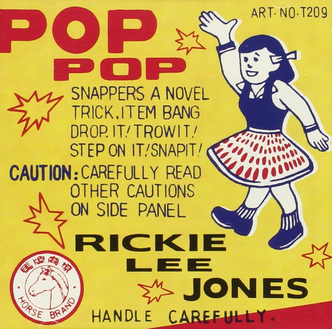 Rickie Lee Jones – Pop Pop (1991) [FLAC]