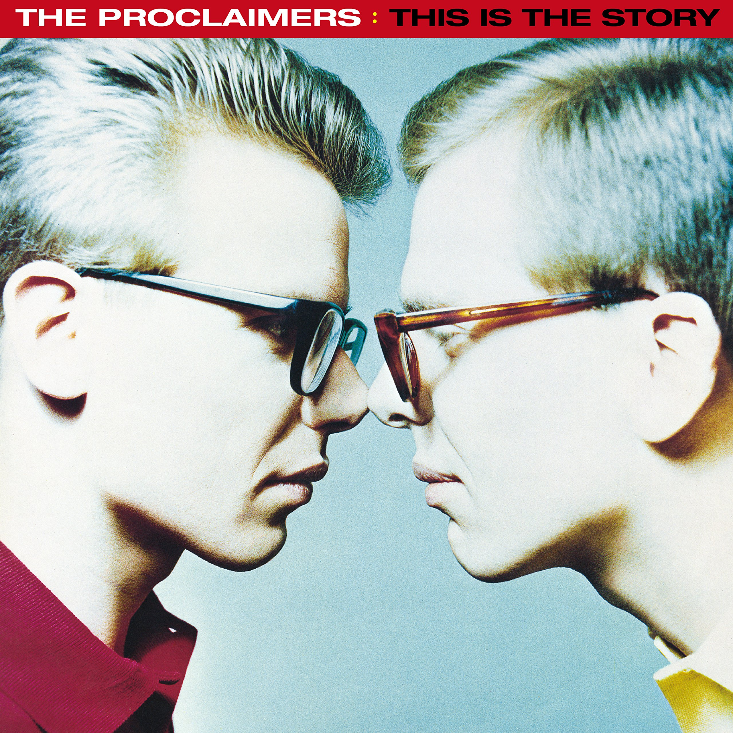 The Proclaimers – This Is The Story (1987) [FLAC]