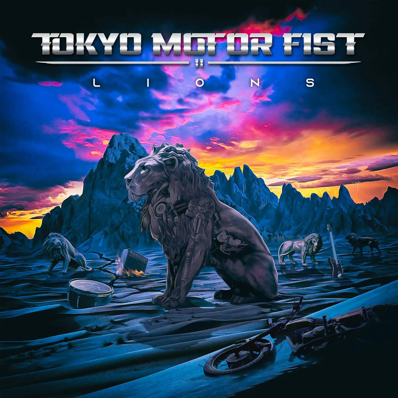 Tokyo Motor Fist – Lions (2020) [FLAC]