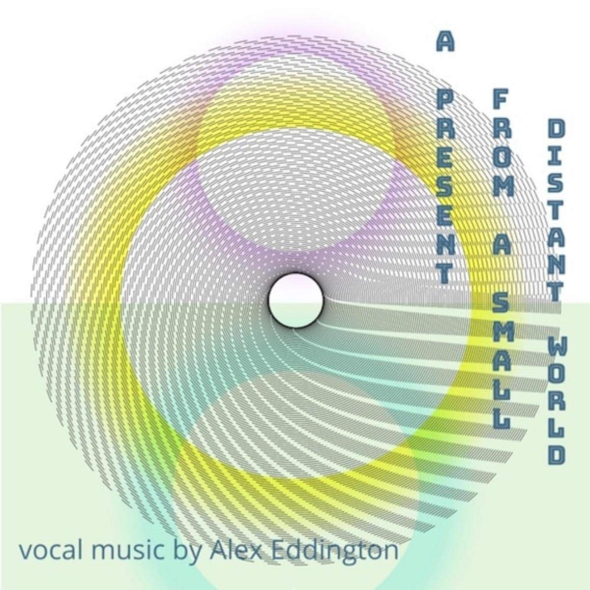 Alex Eddington – A Present from a Small Distant World (2021) [FLAC]