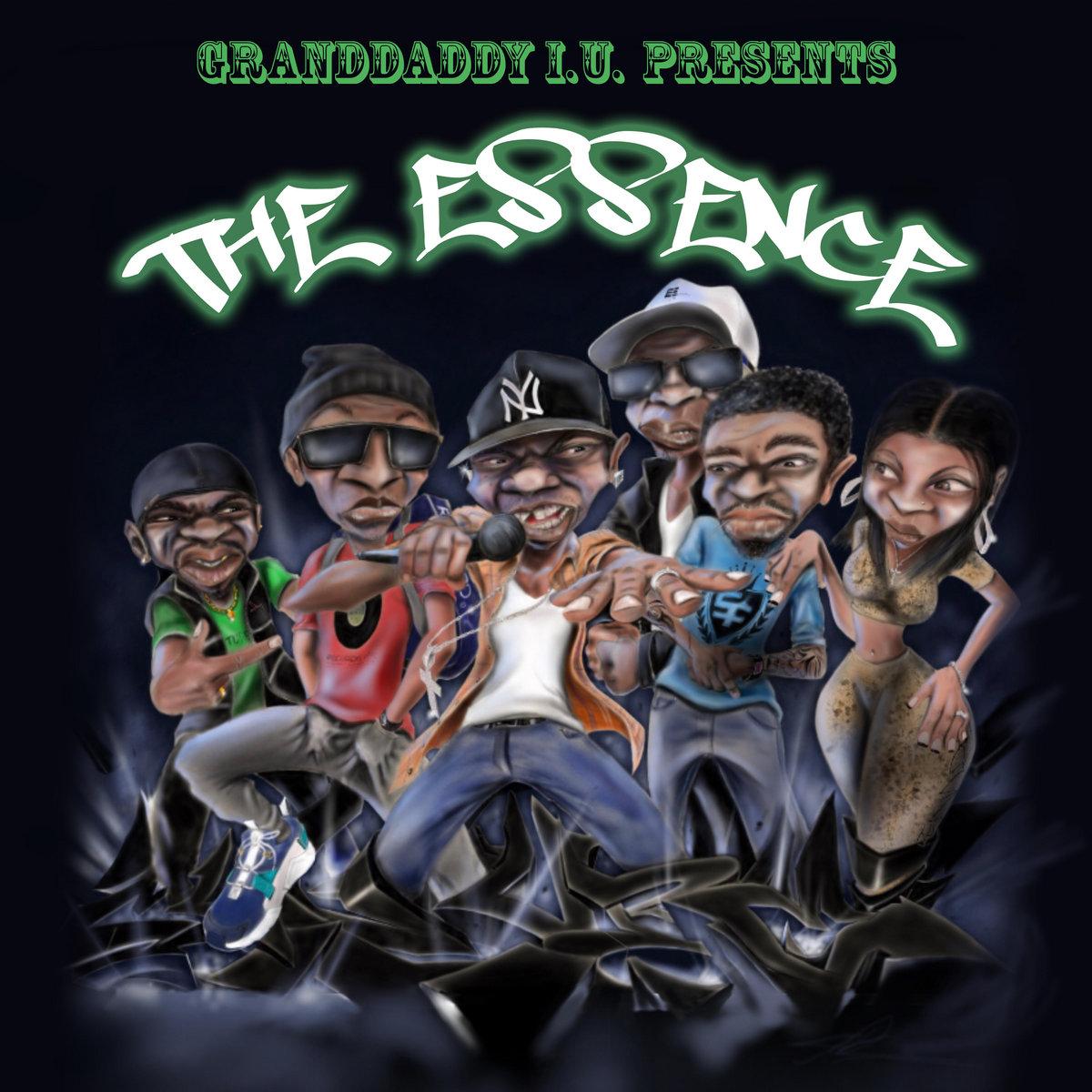 Grand Daddy I.U. – Grand Daddy I.U. Presents The Essence (2021) [FLAC]