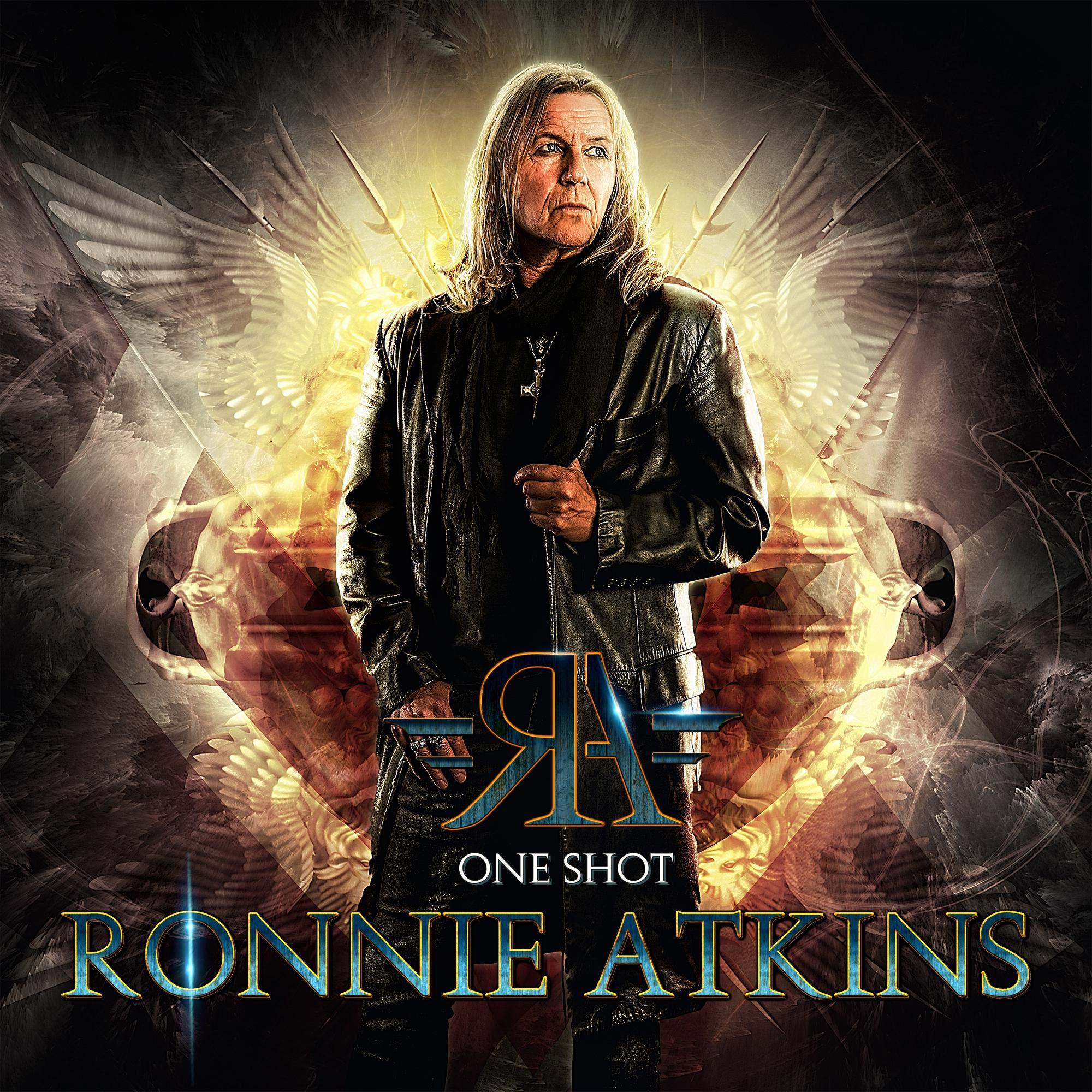 Ronnie Atkins – One Shot (2021) [FLAC]
