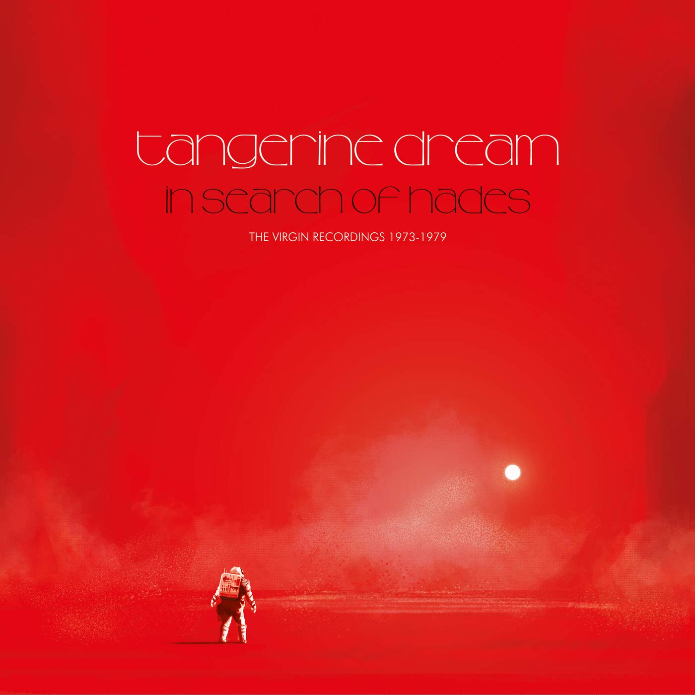 Tangerine Dream – In Search Of Hades  The Virgin Recordings 1973-1979 (2019) [FLAC]