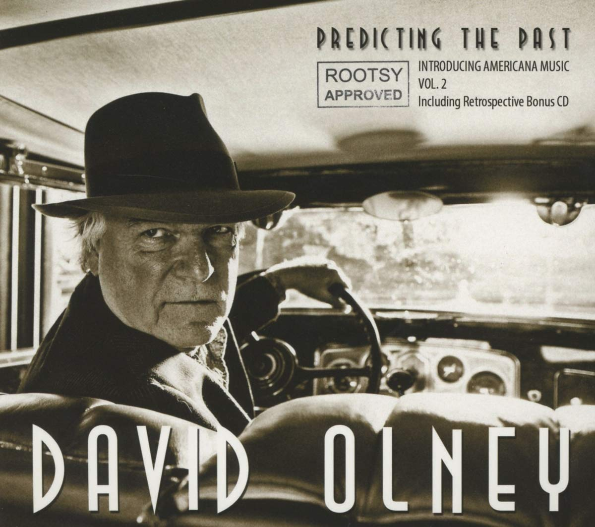 David Olney – Predicting The Past Introducing Americana Music Vol.2 (2013) [FLAC]