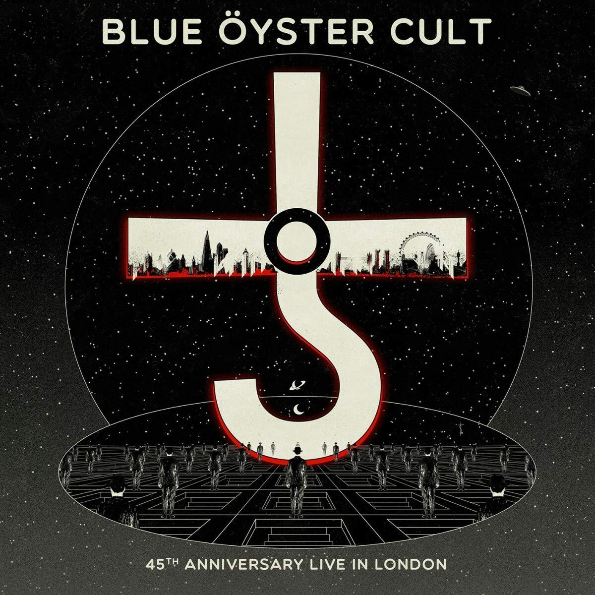 Blue ֹster Cult – 45th Anniversary  Live In London (2020) [FLAC]
