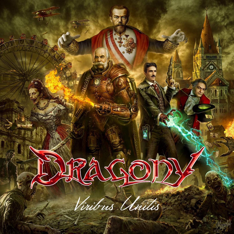 Dragony – Viribus Unitis (2021) [FLAC]
