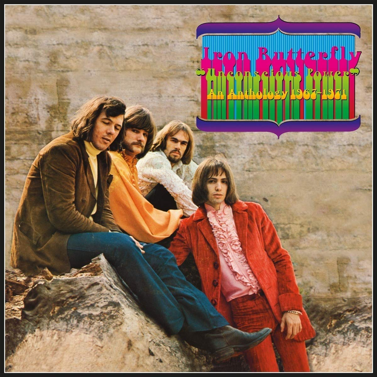 Iron Butterfly – Unconscious Power  An Anthology 1967-1971 (2020) [FLAC]