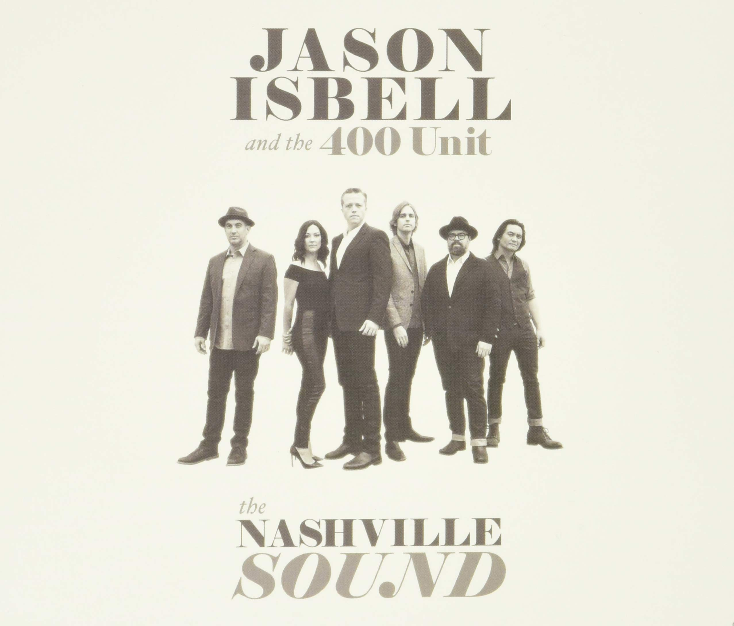 Jason Isbell and the 400 Unit – The Nashville Sound (2017) [FLAC]