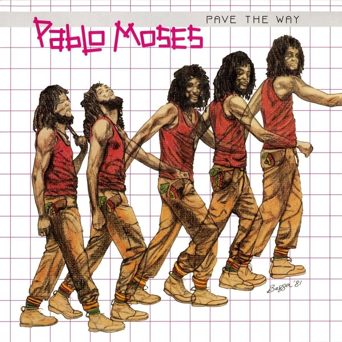 Pablo Moses – Pave The Way (2019) [FLAC]
