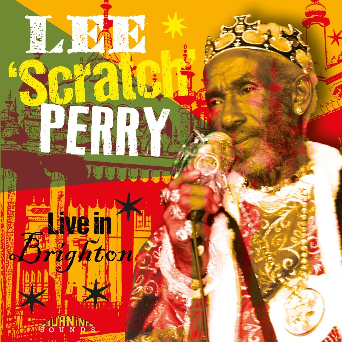 Lee 'Scratch' Perry – Live In Brighton (2020) [FLAC]