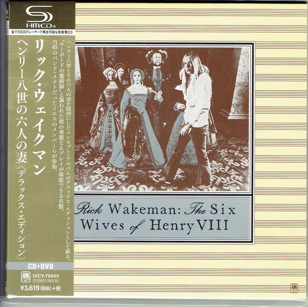 Rick Wakeman – The Six Wives Of Henry VIII (2015) [FLAC]