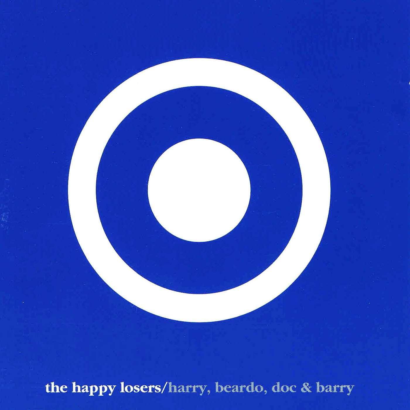 The Happy Losers - Harry, Beardo, Doc & Barry (2002) [FLAC] Download