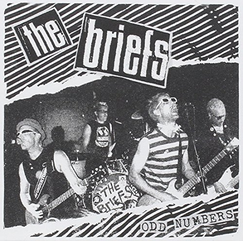 The Briefs - Odd Numbers (2014) [FLAC] Download