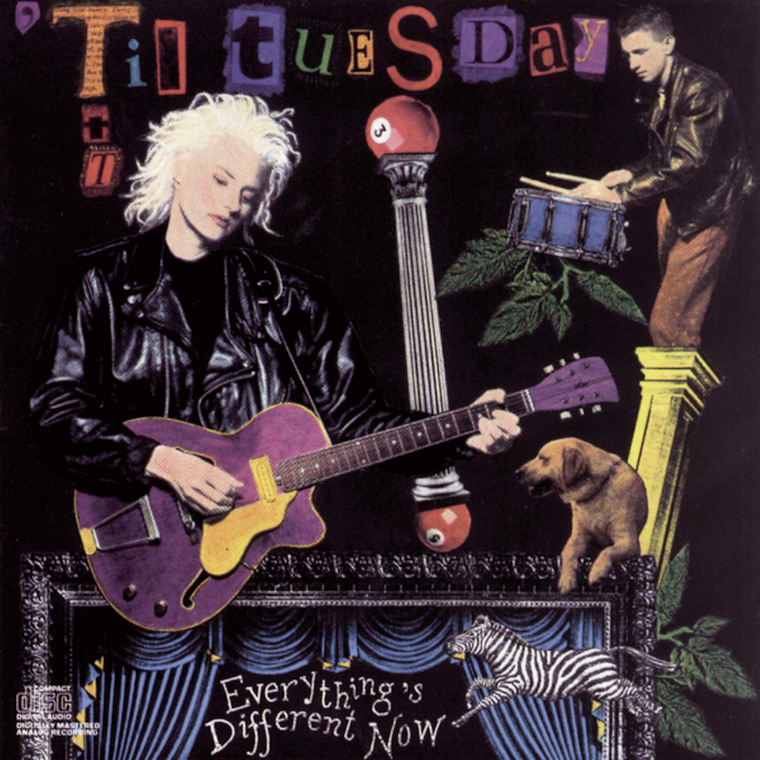 'Til Tuesday - Everything's Different Now (1998) [FLAC] Download