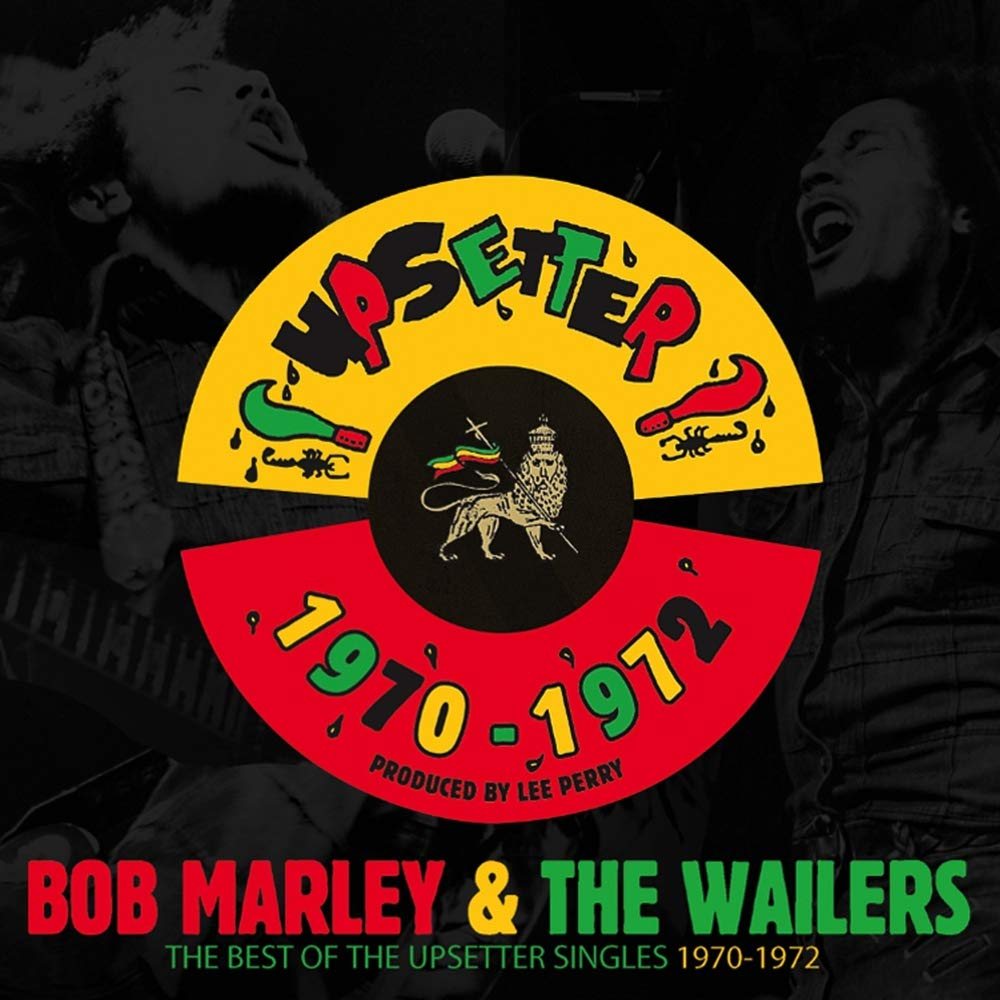 Bob Marley & The Wailers – The Best Of The Upsetter Singles 1970-1972 (2013) [FLAC]