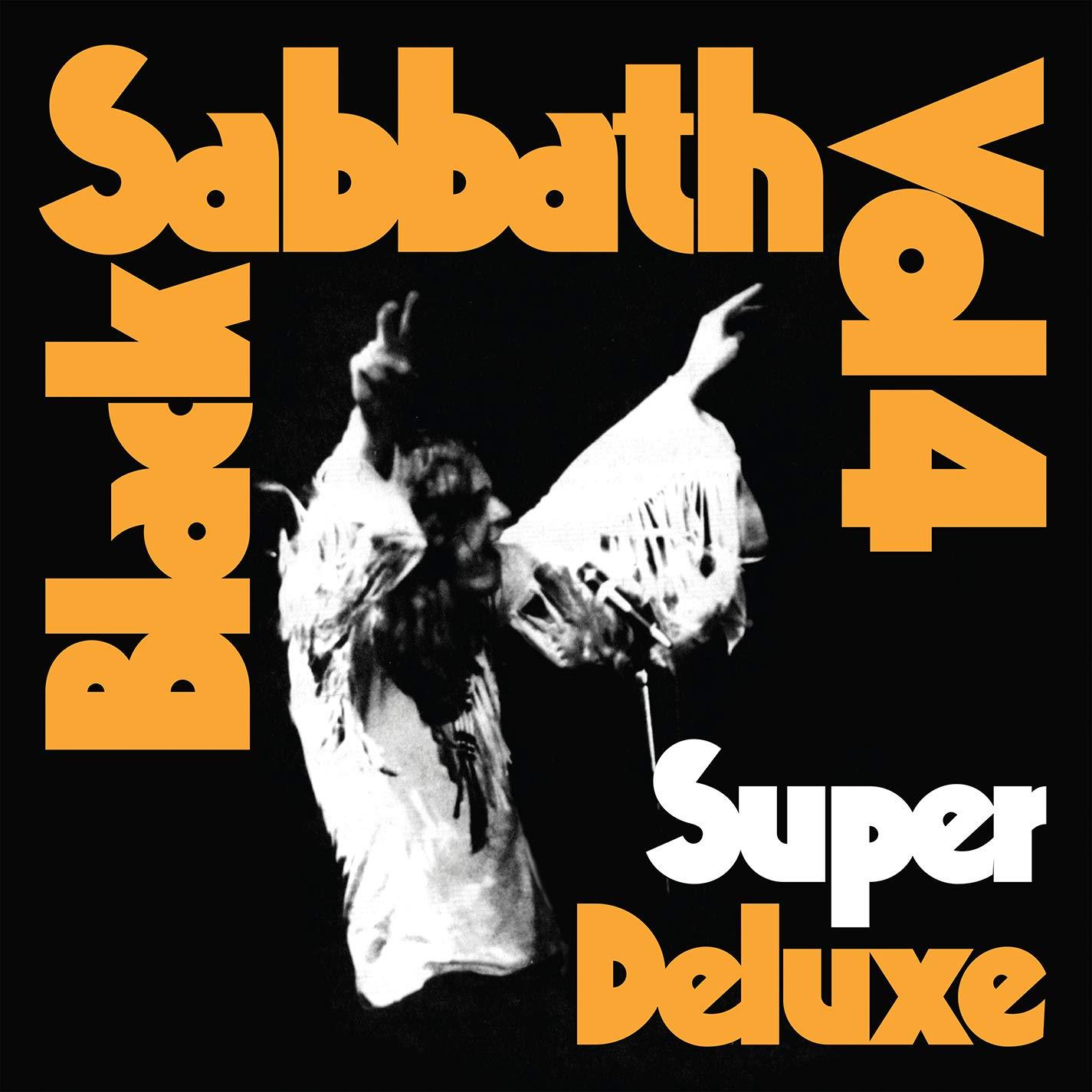 Black Sabbath – Vol 4 (2021) [FLAC]