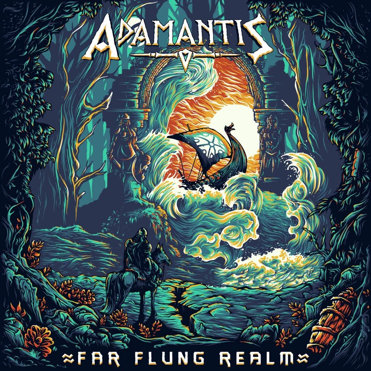 Adamantis – Far Flung Realm (2021) [FLAC]