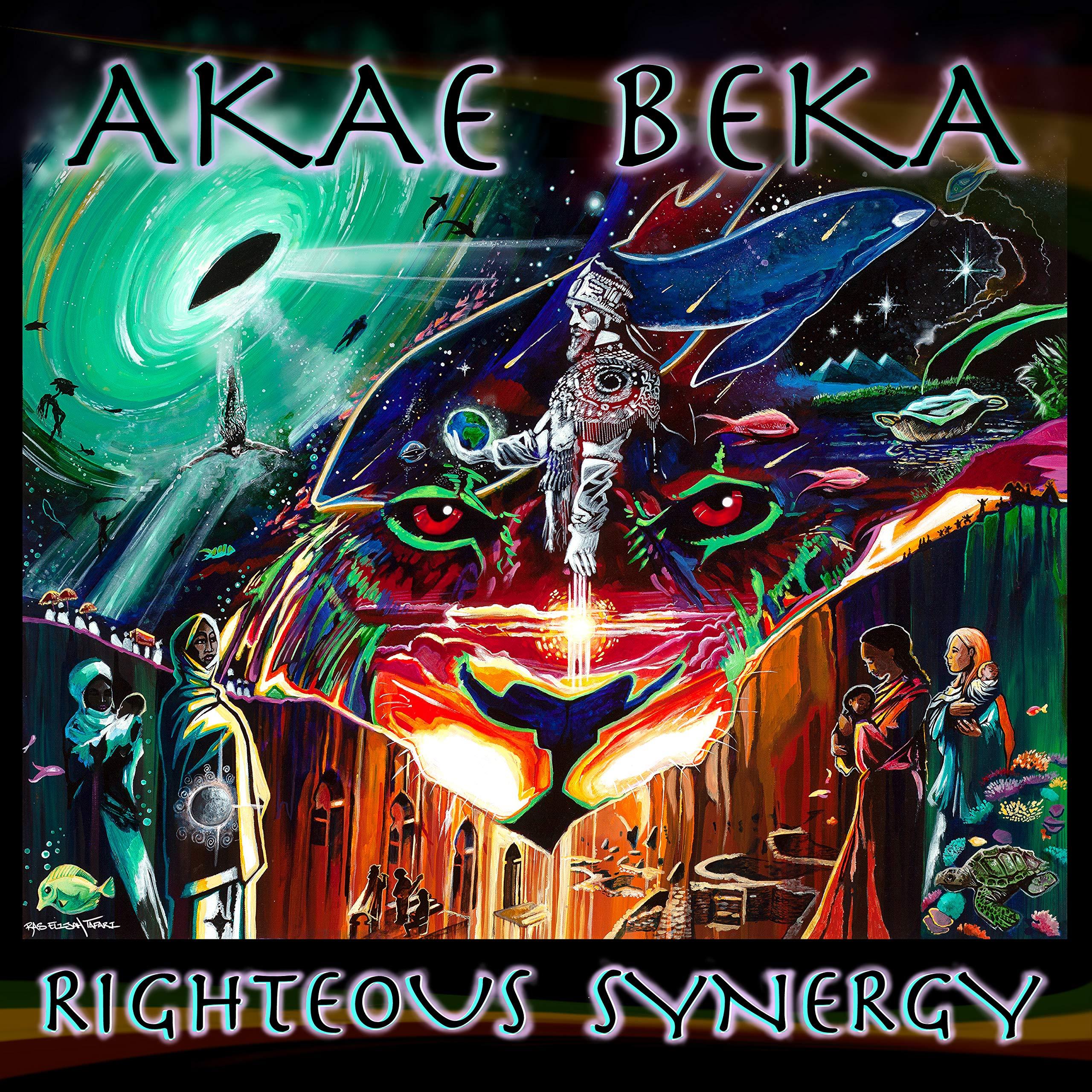 Akae Beka – Righteous Synergy (2021) [FLAC]