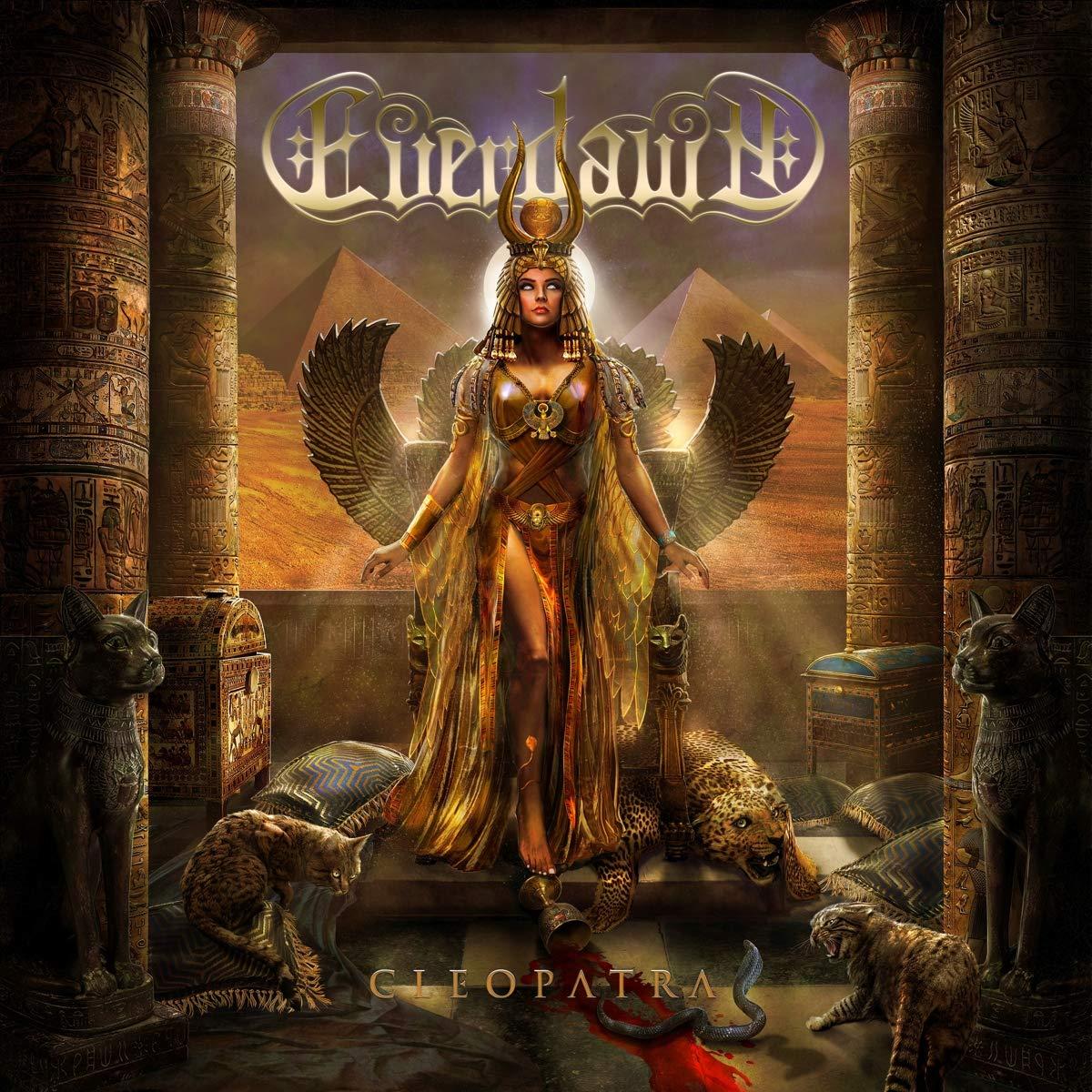 Everdawn – Cleopatra (2021) [FLAC]