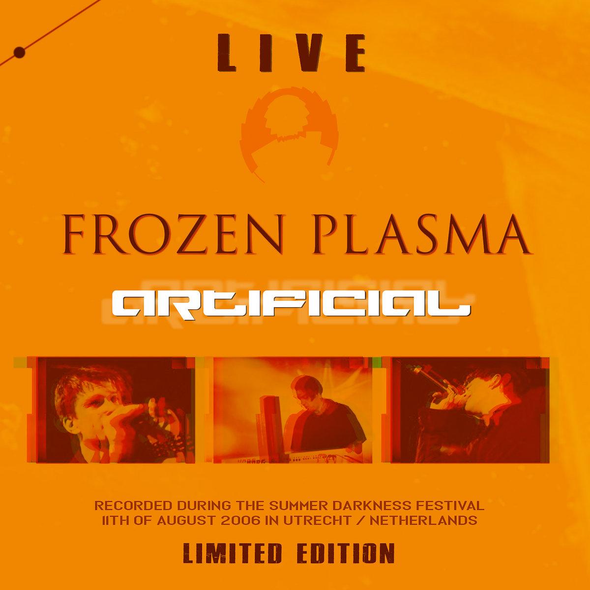 Unbekannter KünstlerFrozen Plasma – Unbekannter TitelArtificial Live In Utrecht 2006 CD (2021) [FLAC]