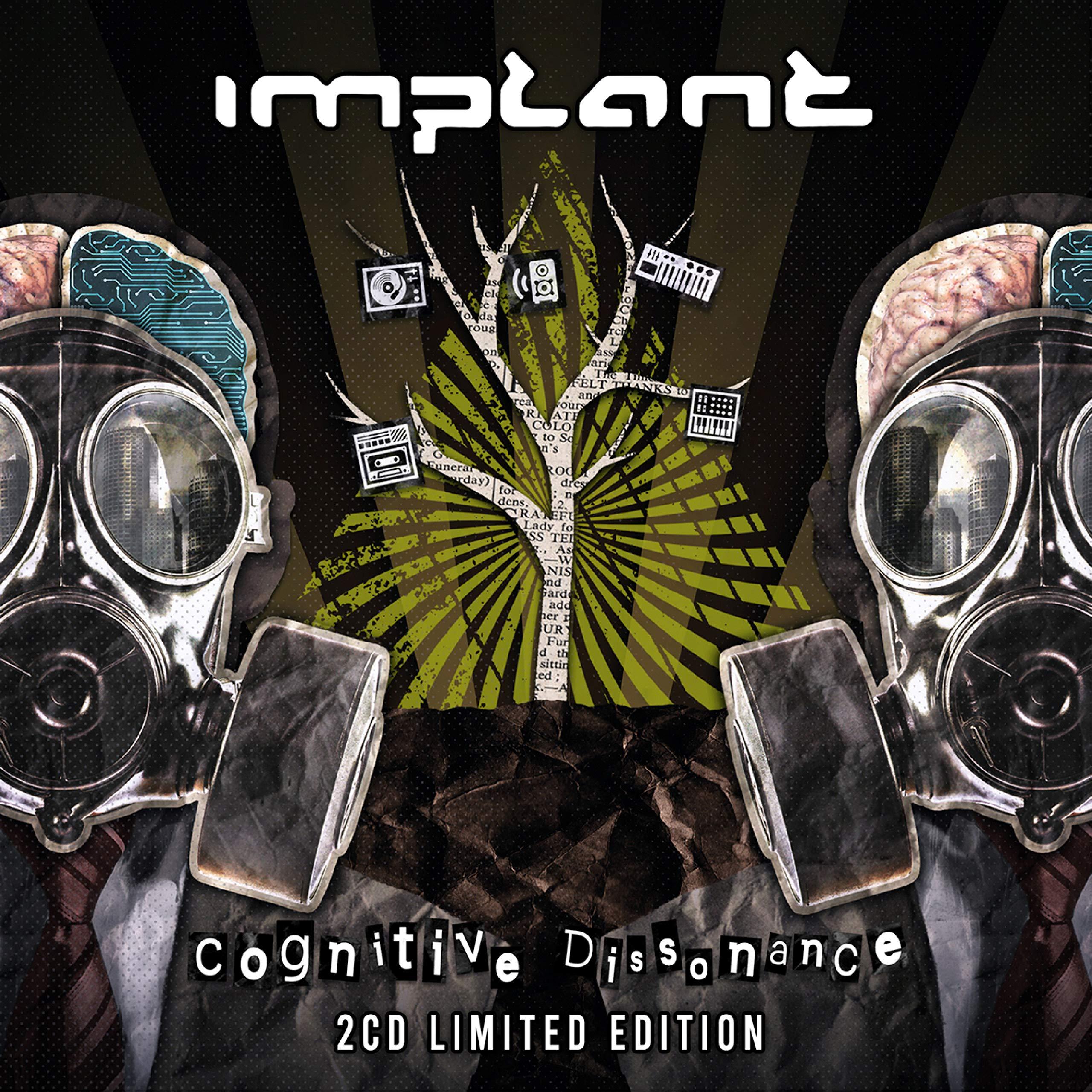 Implant – Cognitive Dissonance (2021) [FLAC]