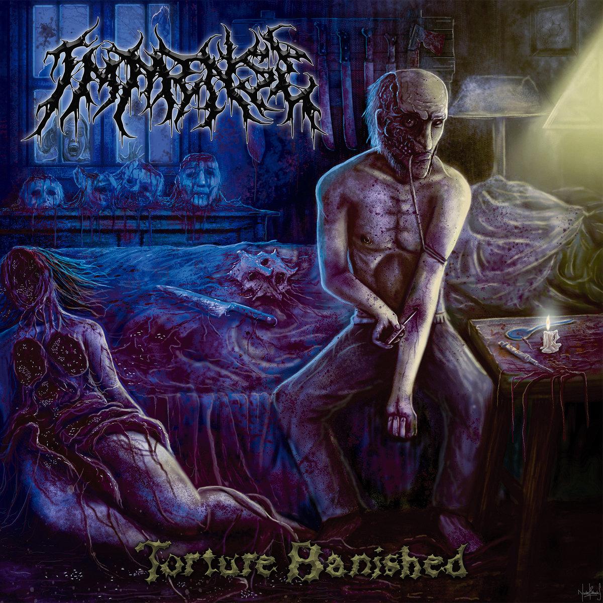 Immense – Torture Banished (2021) [FLAC]