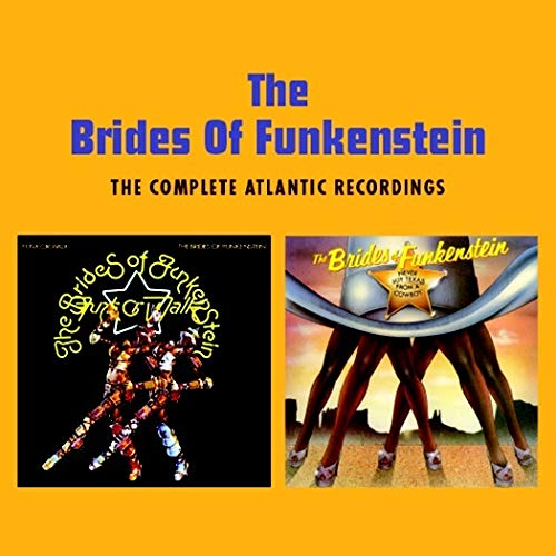 The Brides Of Funkenstein – The Complete Atlantic Recordings (2020) [FLAC]