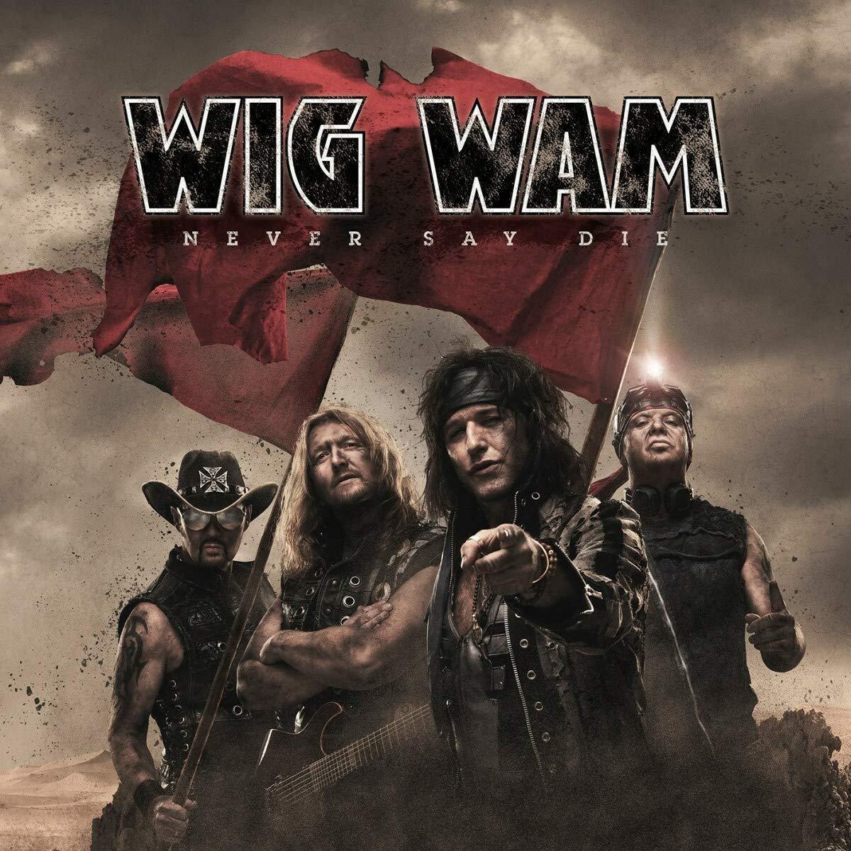 Wig Wam – Never Say Die (2021) [FLAC]