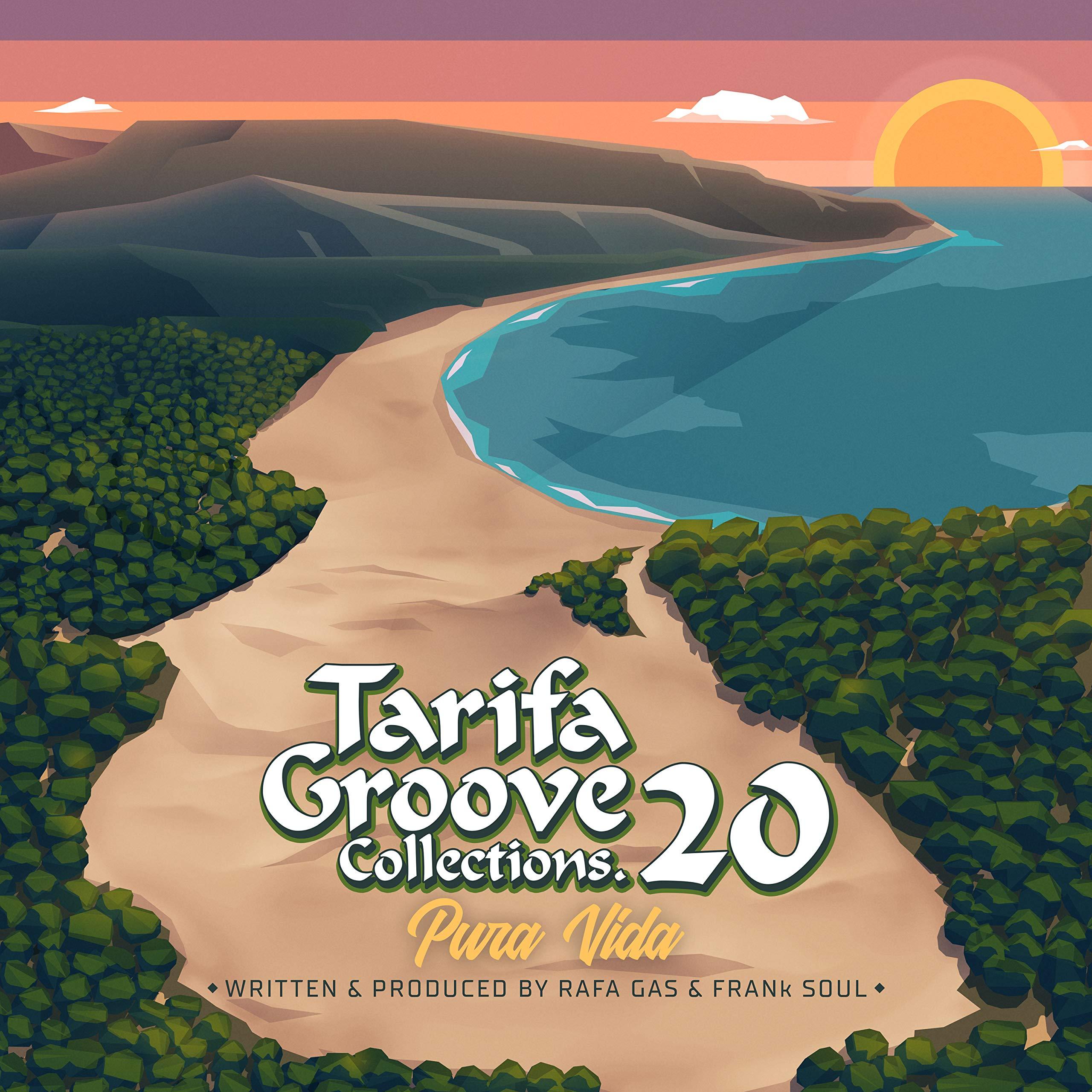 Rafa Gas, Frank Soul – Tarifa Groove Collections 20 – Pura Vida (2021) [FLAC]