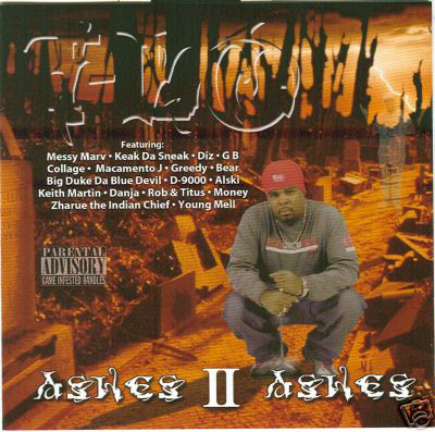 T-Lo – Ashes II Ashes (2002) [FLAC]
