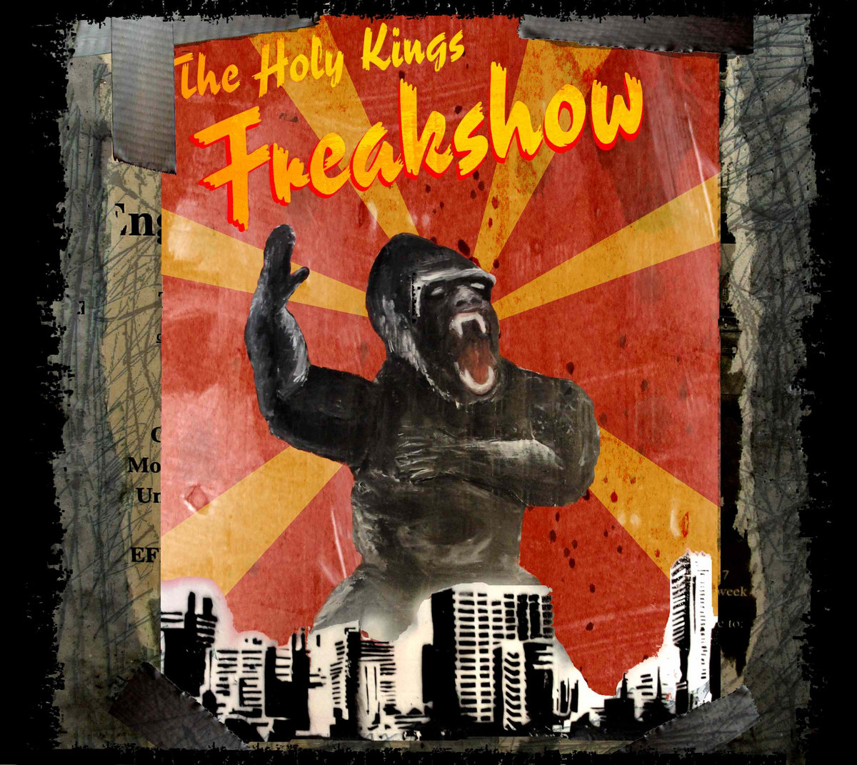 The Holy Kings – Freakshow (2011) [FLAC]