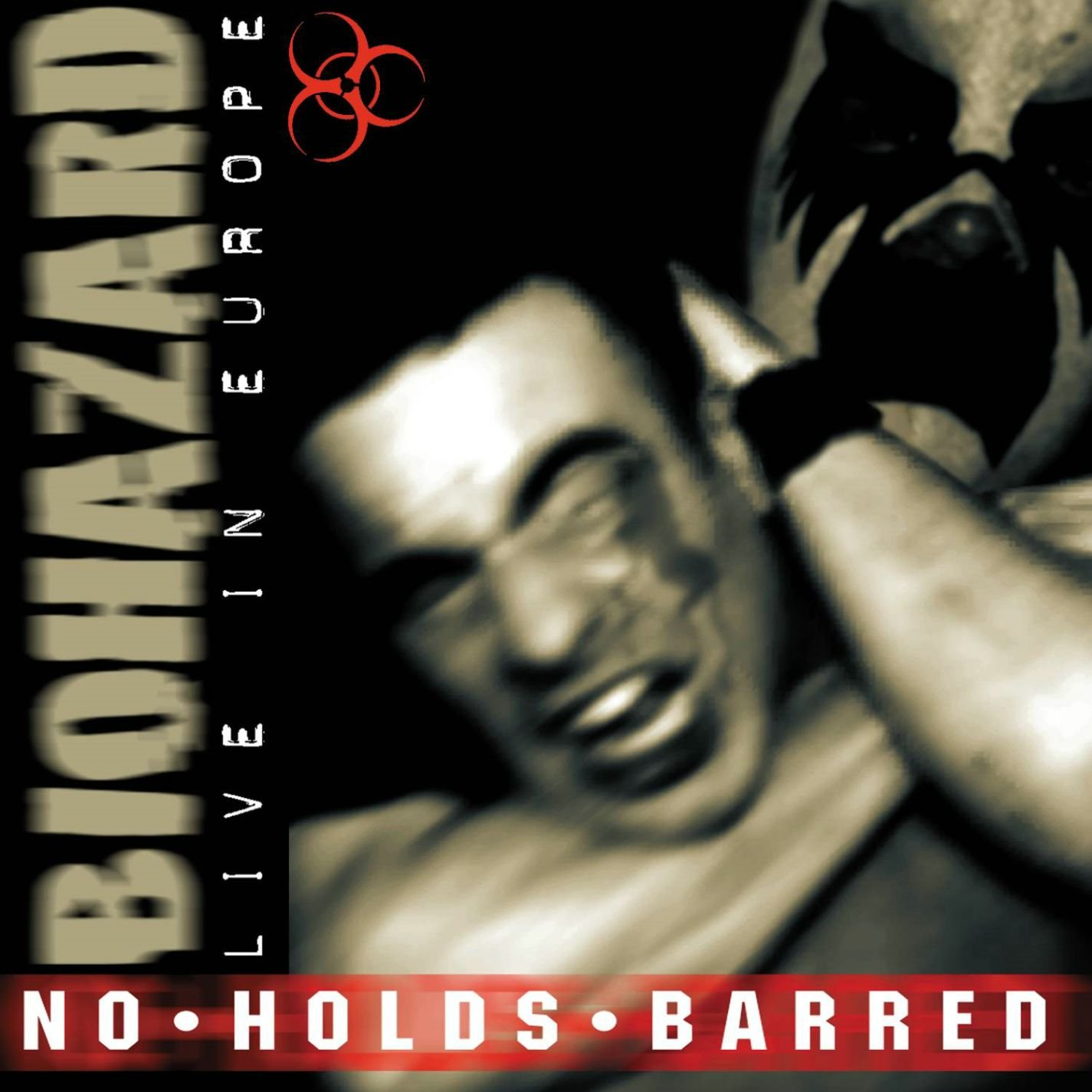 Biohazard - No Holds Barred Live In Europe (1997) [FLAC] Download