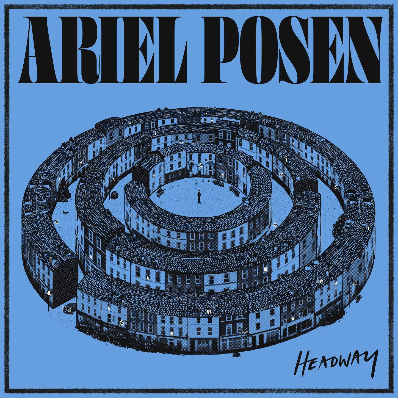 Ariel Posen - Headway (2021) [FLAC] Download