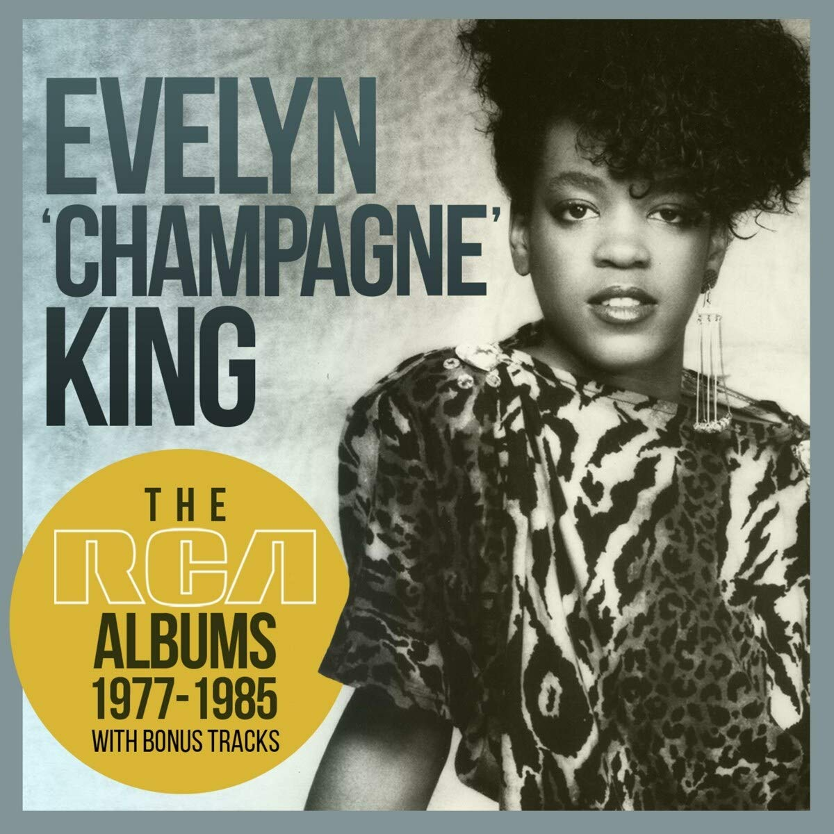 Evelyn ''Champagne'' King - The RCA Albums 1977-1985 with Bonus Tracks (2020) [FLAC] Download