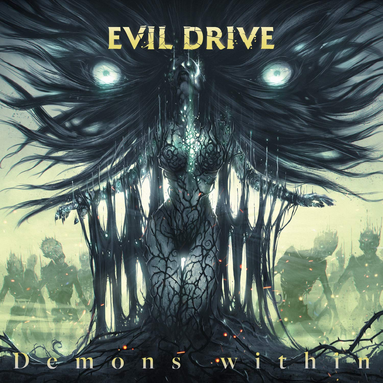 Evil Drive – Demons Within (2021) [FLAC]