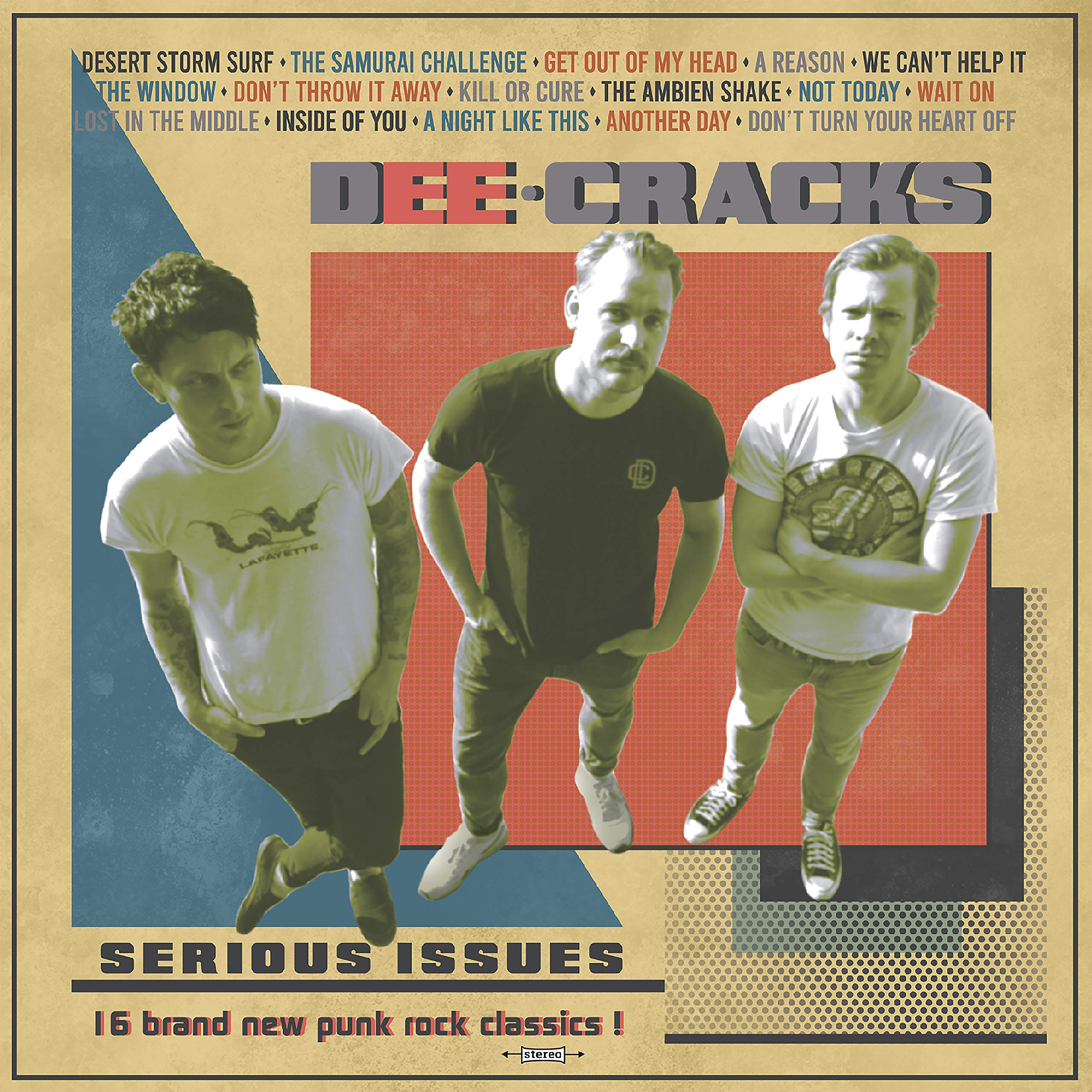 DeeCracks - Serious Issues (2021) [FLAC] Download