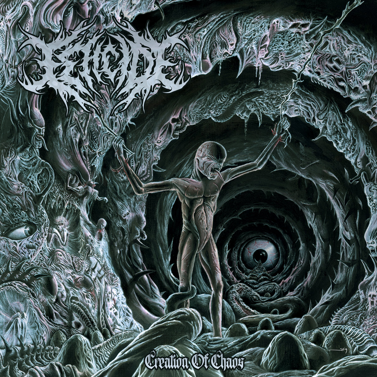Feticide – Creation of Chaos (2019) [FLAC]