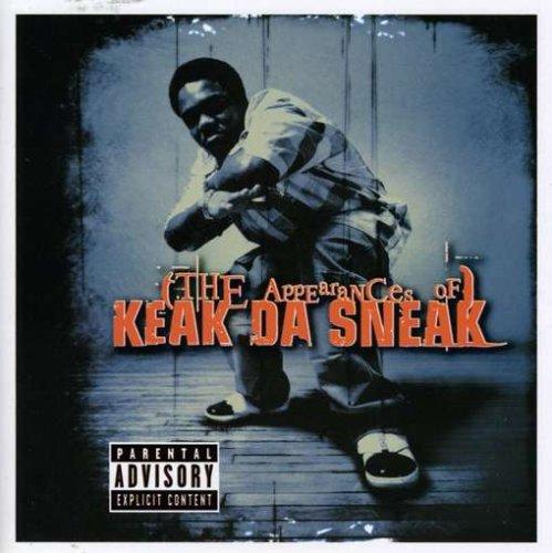 Keak Da Sneak - The Appearances Of Keak Da Sneak (2002) [FLAC] Download