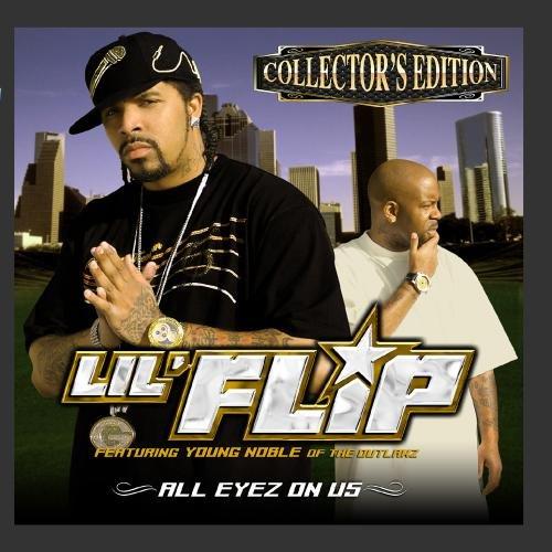 Lil' Flip - All Eyez On Us (2008) [FLAC] Download