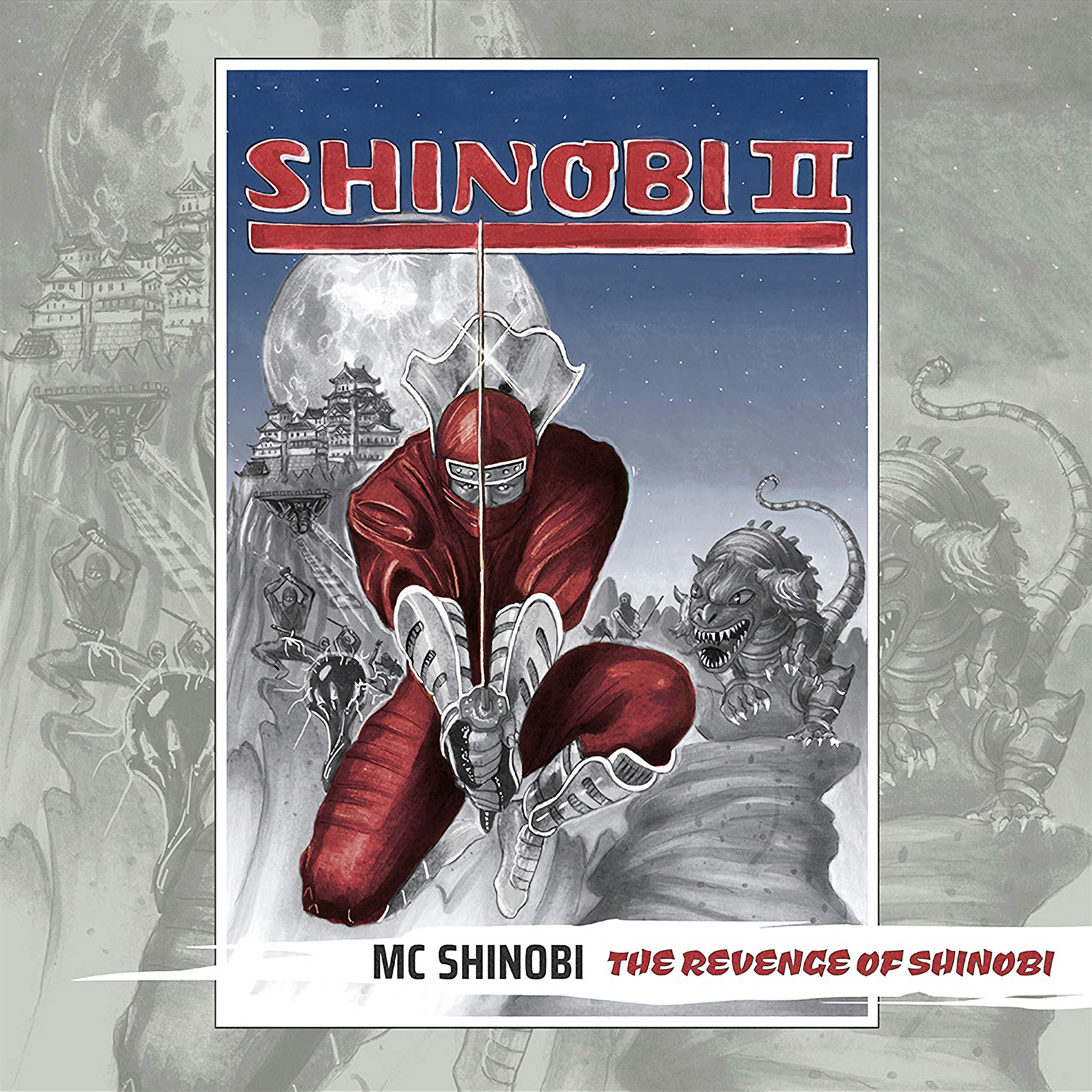 MC Shinobi – The Revenge Of Shinobi (2021) [FLAC]