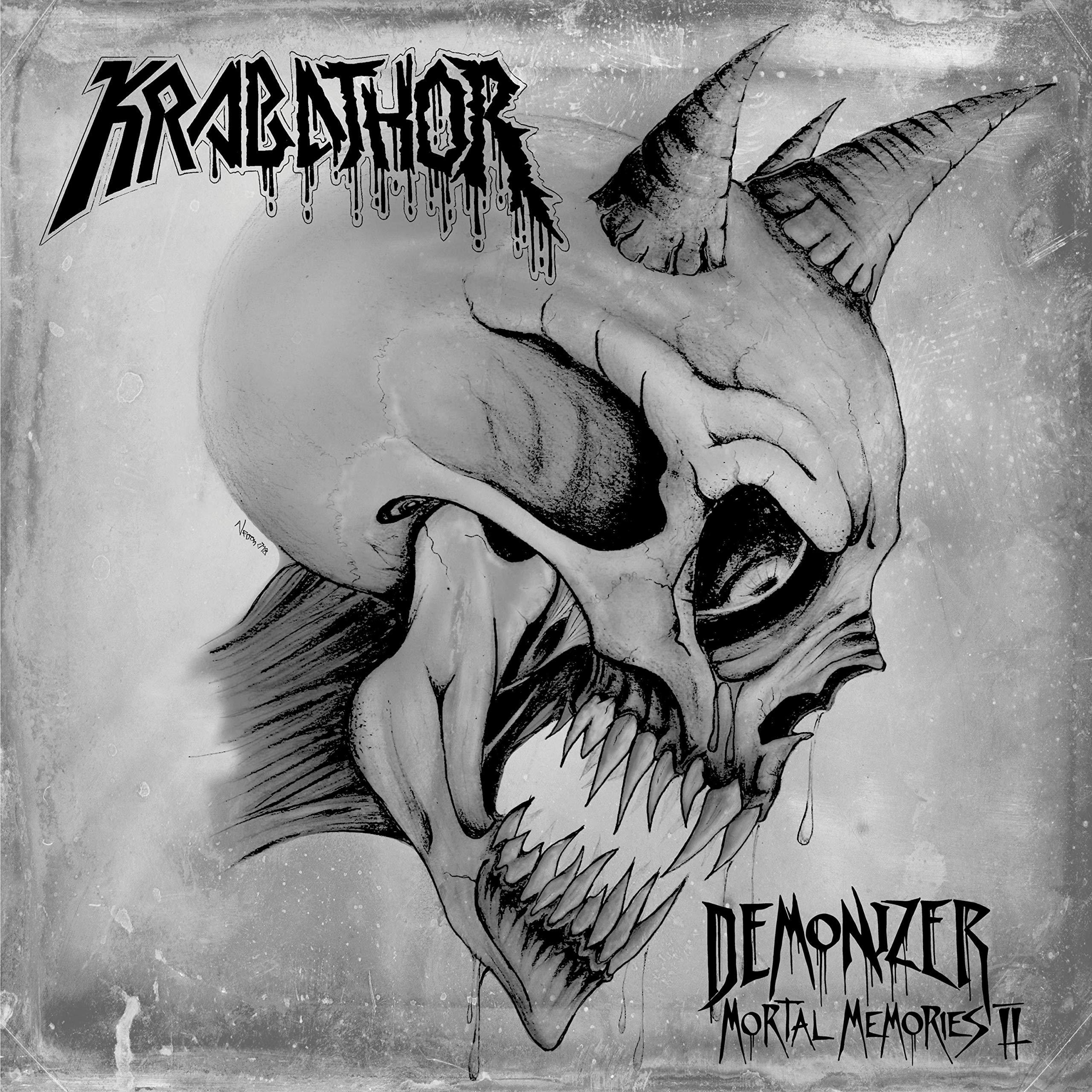 Krabathor - Demonizer - Mortal Memories II (2021) [FLAC] Download