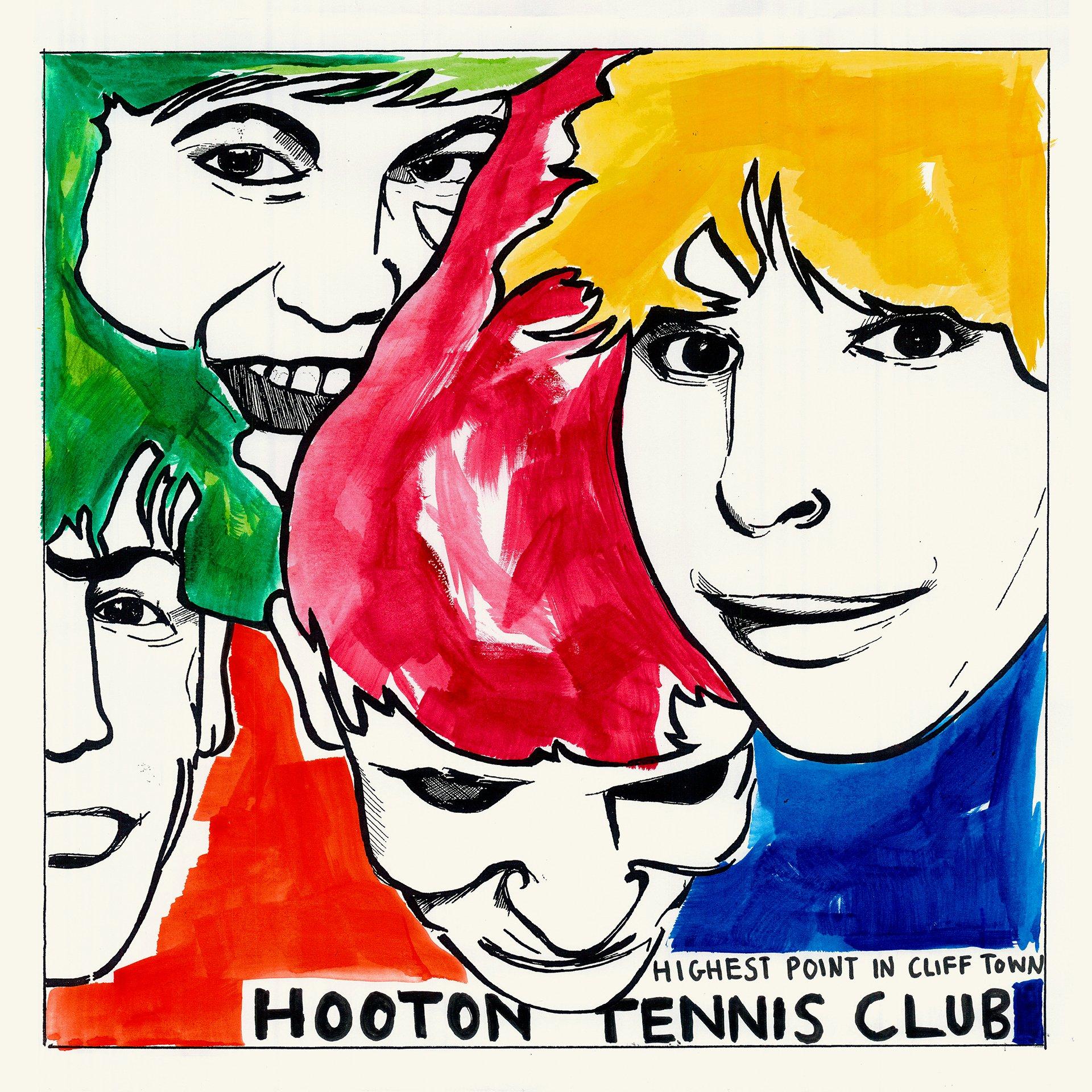 Hooton Tennis Club – Highest Point In Cliff Town (2015) [FLAC]
