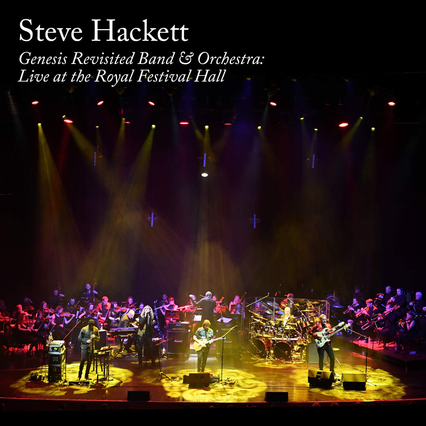 Steve Hackett - Genesis Revisited Band & Orchestra Live At The Royal Festival Hall (2019) [FLAC] Download