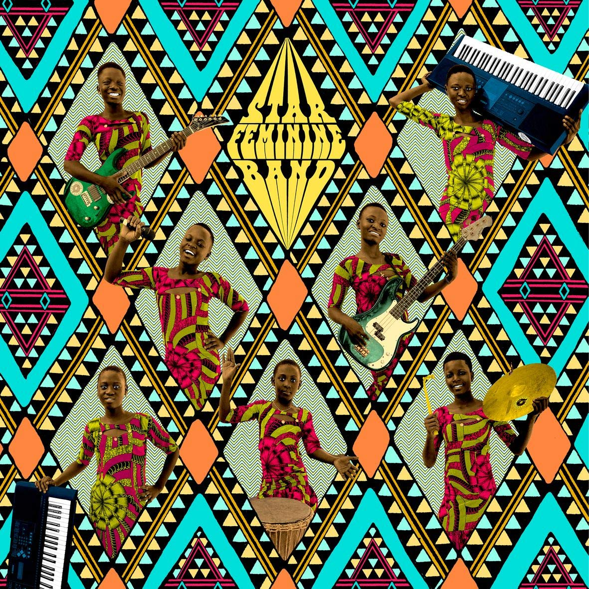 Star Feminine Band - Star Feminine Band (2020) [FLAC] Download