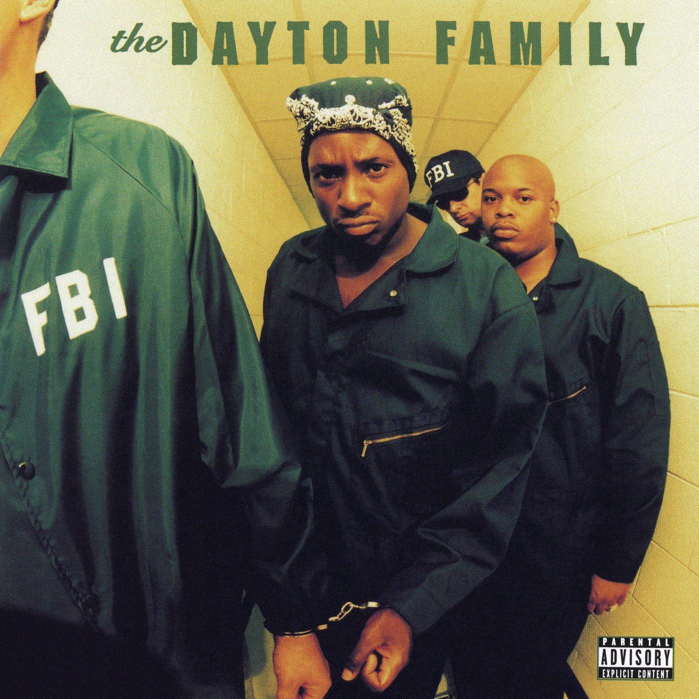 The Dayton Family - F.B.I. (1996) [FLAC] Download