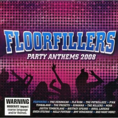 VA - Floorfillers Party Anthems 2008 (2008) [FLAC] Download