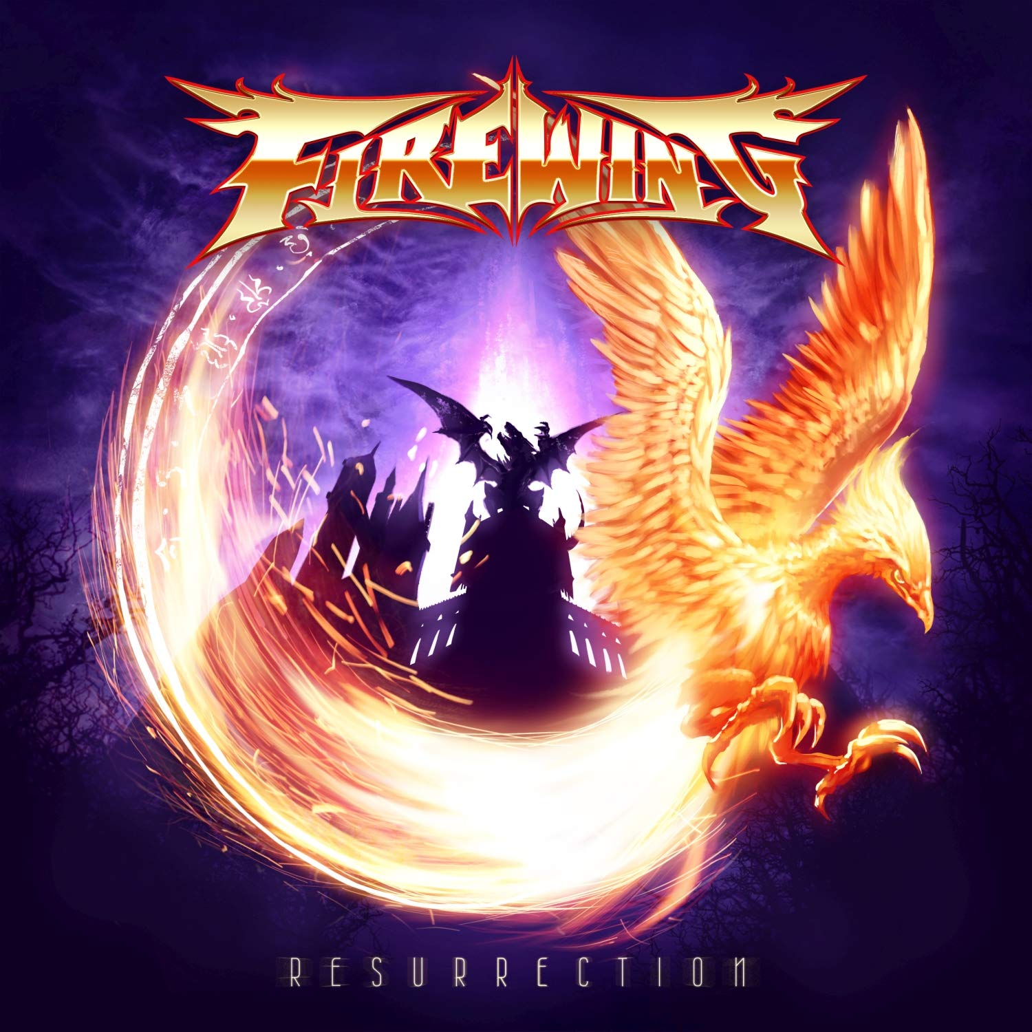FireWing - Resurrection (2021) [FLAC] Download