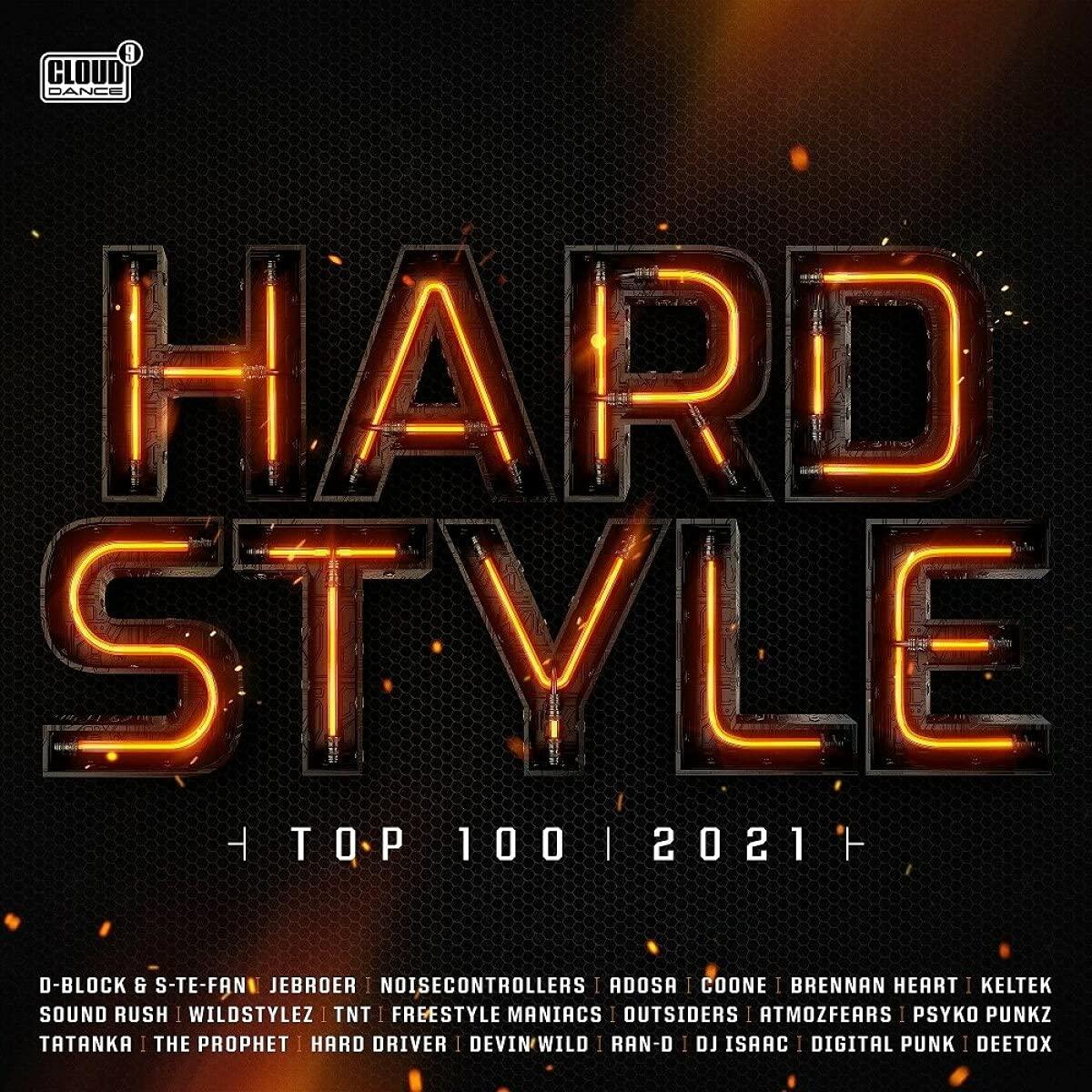 VA – Hardstyle Top 100 2021 (2021) [FLAC]