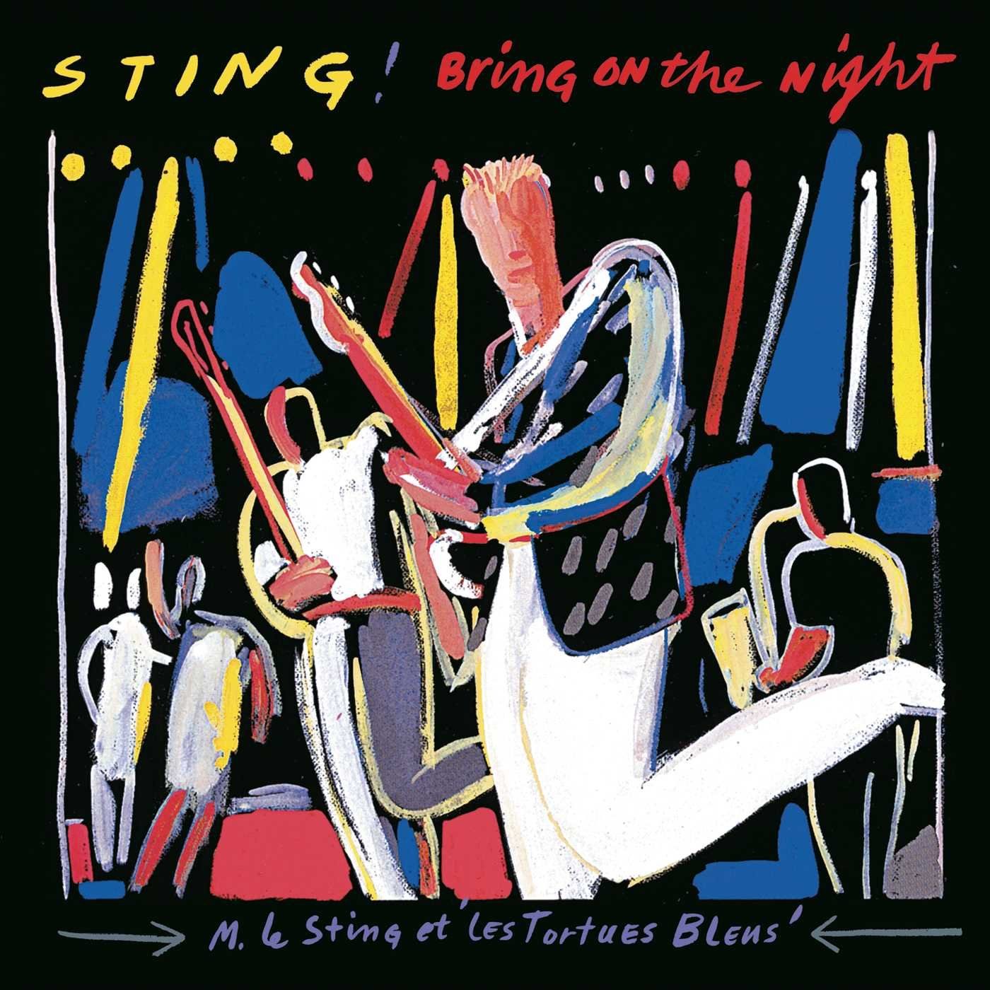 Sting - Bring On the Night (1986) [FLAC] Download